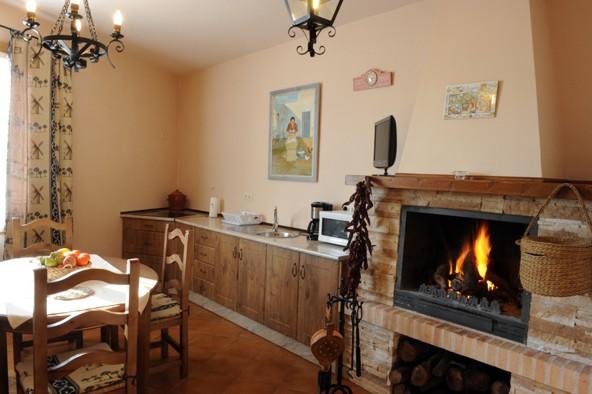 Hermoso cocinas camperas fotos home in las melias la - Cocinas camperas rusticas ...